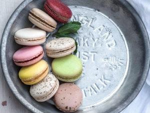 French Buttercream Macarons